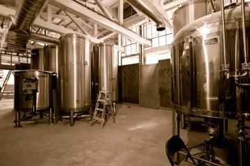 Microbrewery: Anaheim Brewery